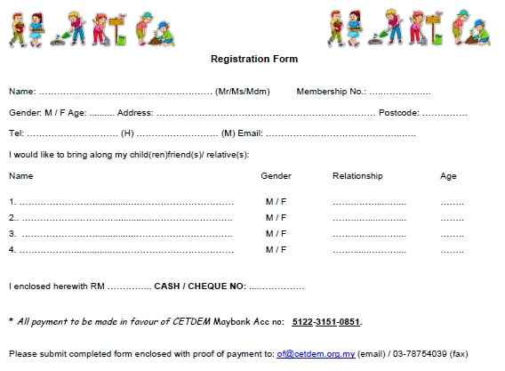 CETDEM » Tuesday 28 May 2013 – Children's Activities @ OFCC